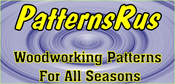Patternsrus Com Seasonal Woodworking Woodcraft Patterns Plans