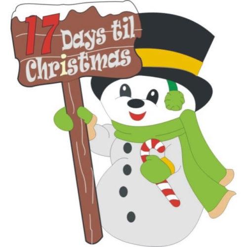 snowman christmas days - Snowman Christmas